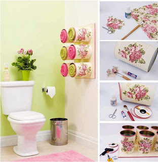 beautify toilet