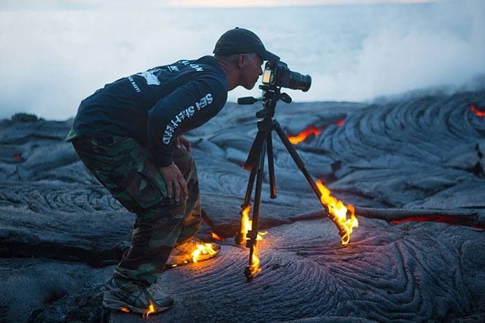 Top 10 world's most amazing camera mans