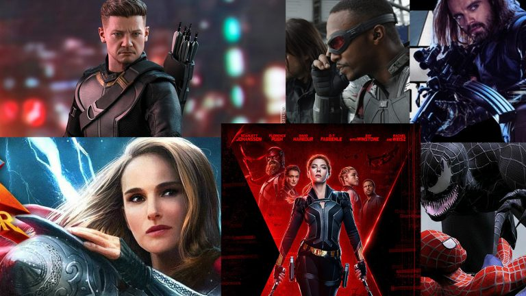 Upcoming Top 10 Movies of Marvel Phase 4